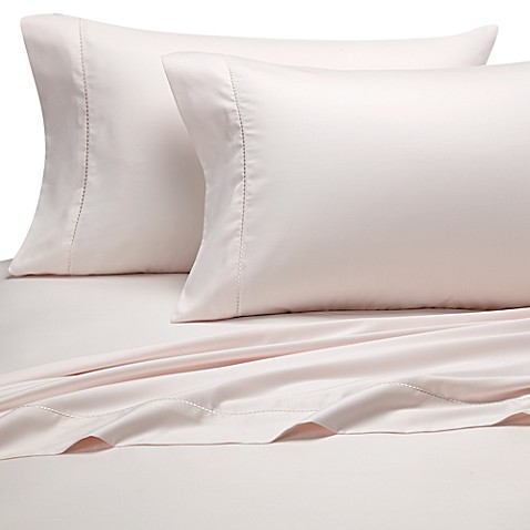 California King Pearl Sheet Set by Wamsutta®