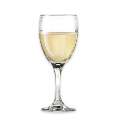 Set of 12 White Wine Glasses
