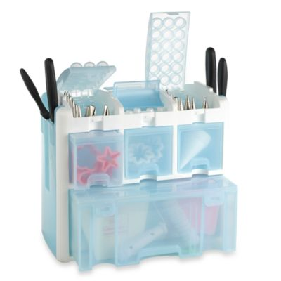 Cake Decorating Kit Bed Bath Beyond : Wilton  Ultimate Pastry Decorating Set - Bed Bath & Beyond