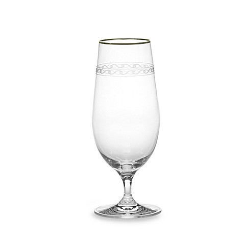 Mikasa® Infinity Band Platinum 5 1/2-Ounce Iced Beverage Glass