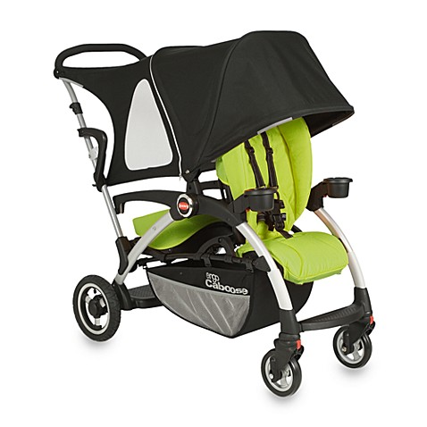 Joovy® ERGO Caboose Seat Cover in Appletree