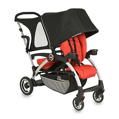 Stroller Accessories Gt Joovy 174 Ergo Caboose Seat Cover In