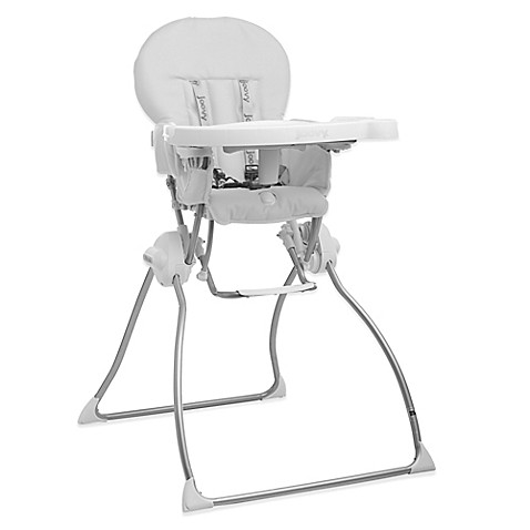 Joovy® Nook™ High Chair in White Leatherette