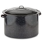 Graniteware 33-Quart Covered Seafood Pot