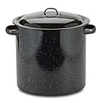 Graniteware 16-Quart Covered Seafood Steamer Pot