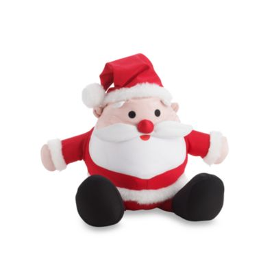 Moshi Christmas Toss Pillow Characters - Santa Claus