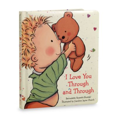 I Love You Through and Through Board Book