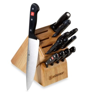 Wusthof® Gourmet 12-Piece Knife Block Set