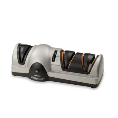 Presto® Professional EverSharp® Three Stage Electric Knife Sharpener