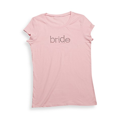 """Bride"" T-Shirt in Large"