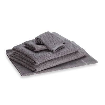 Dri Soft Hand Towel in Grey