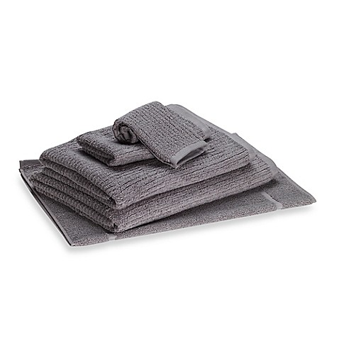 Dri Soft Washcloth in Grey
