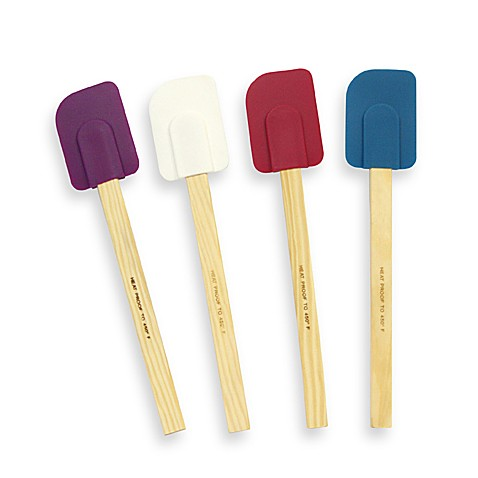 Silicone Spatulas (Set Of 4)