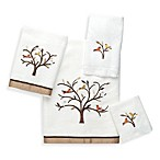 Avanti Friendly Gathering 100% Cotton Bath Towels