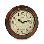 Metal 14-Inch Wall Clock