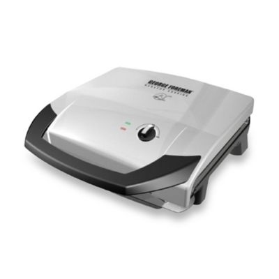 George Foreman 120-Inch Variable Temperature Indoor Grill