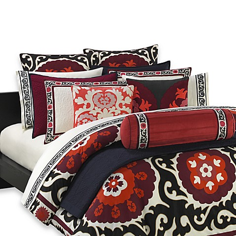 N By Natori Samarkand Duvet Covers And Accessories 100