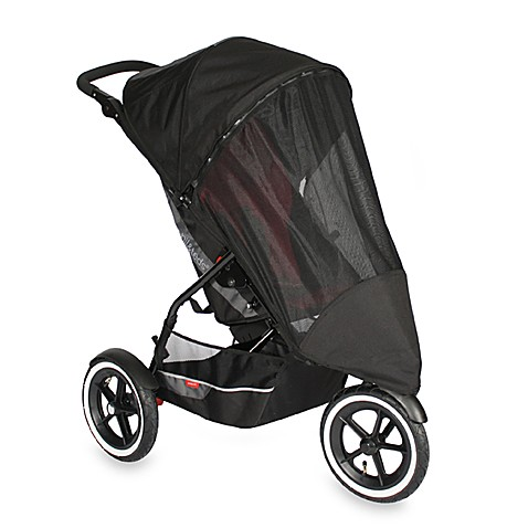 phil&teds® UV Sunny Days Single Stroller Mesh Cover