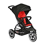 phil&teds® Red Inline Explorer™ Buggy and Accessories