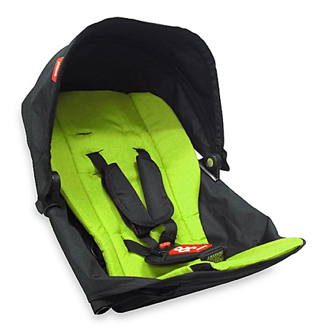 phil&teds® Explorer™ Double Kit™ in Apple/Black