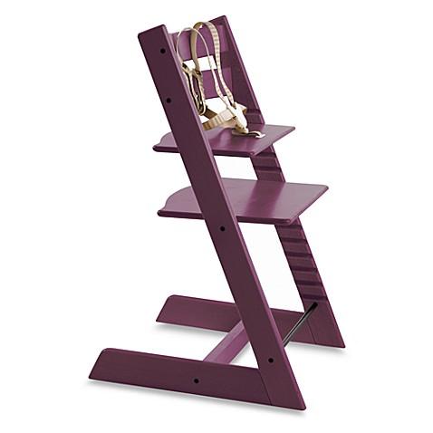 STOKKE Tripp Trapp Highchair in Purple BABY