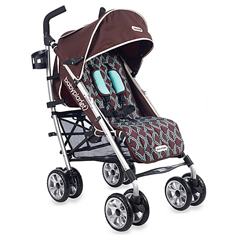 babyplanet® timi & leslie® Fashion Stroller in Sahara Print