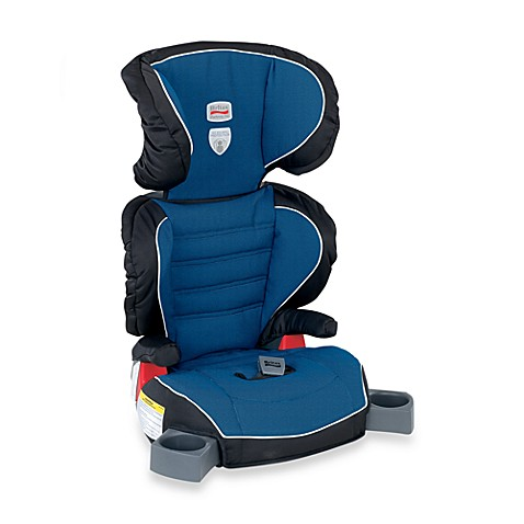 parkway booster car seat by britax maui blue buybuy baby. Black Bedroom Furniture Sets. Home Design Ideas