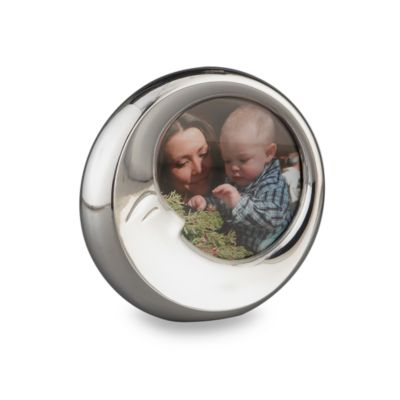 Nambe 4'' x 6'' Sleeping Moon Frame