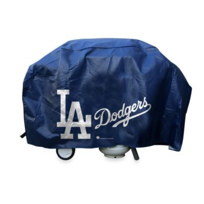 MLB Los Angeles Dodgers Deluxe Grill Cover
