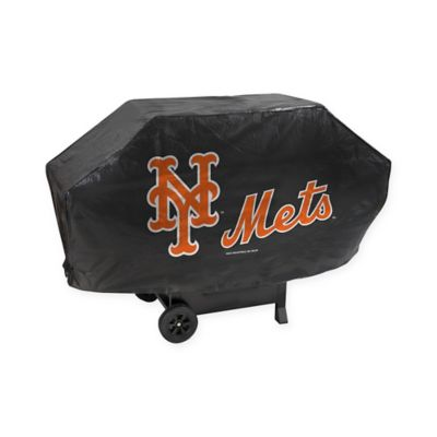 New York Mets Deluxe Grill Cover