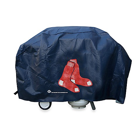 MLB Boston Red Sox Deluxe Grill Cover