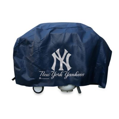 MLB New York Yankees Deluxe Grill Cover