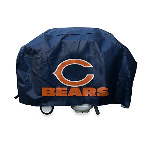 NFL Chicago Bears Deluxe BBQ Grill Cover