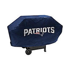 NFL New England Patriots Deluxe Barbecue Grill Cover