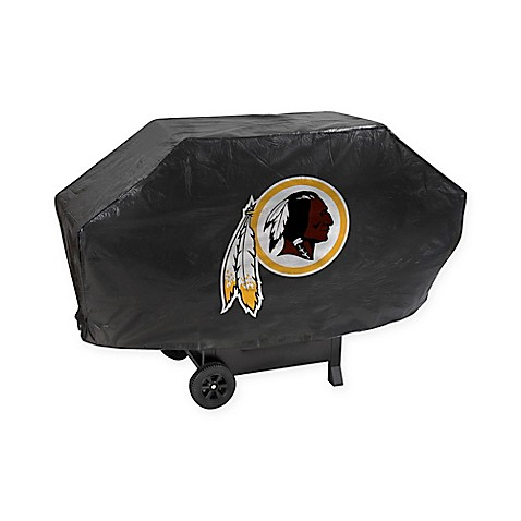 NFL Washington Redskins Deluxe BBQ Grill Cover