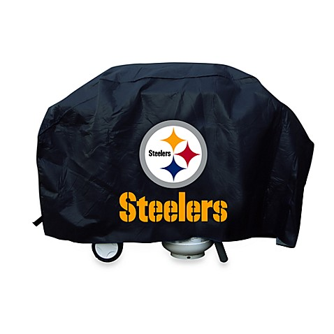 NFL Pittsburgh Steelers Deluxe BBQ Grill Cover