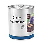 Cesar Millan Dog Whisperer™ Large Stainless Steel Canister