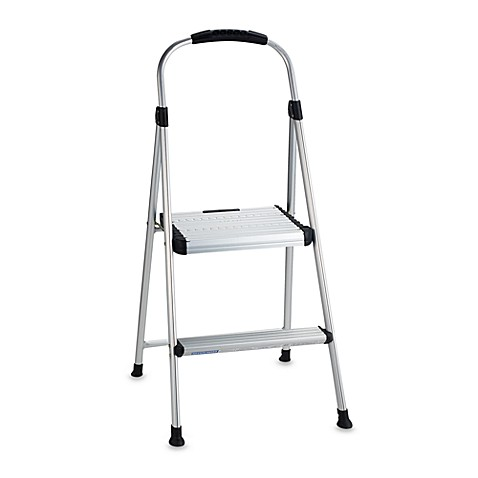 Cosco® Signature Two-Step Aluminum Step Stool