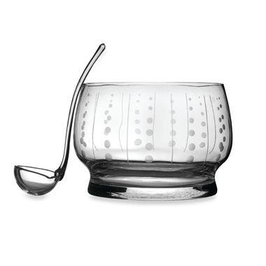 Mikasa® Cheers Punch Bowl Set