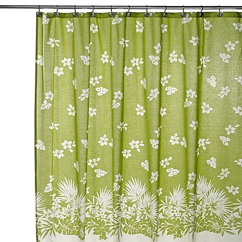Tommy Bahama Paradise Isle Fabric Shower Curtain Bed Bath Beyond