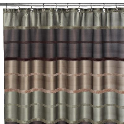 Sage 72-Inch W x 72-Inch L Shower Curtain