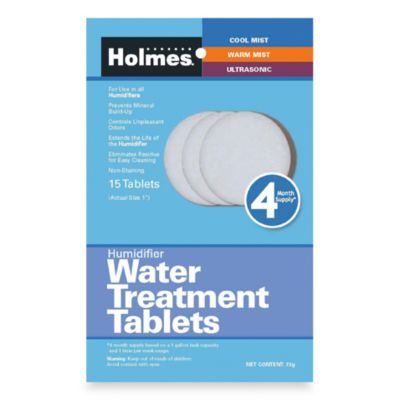 Holmes® Pack of 15 Humidifier Water Treatment Tablets