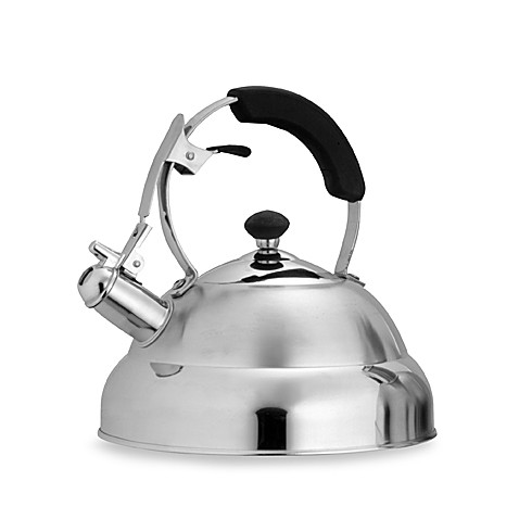 Saturn 2.8 Qt Stainless Steel Whistling Tea Kettle