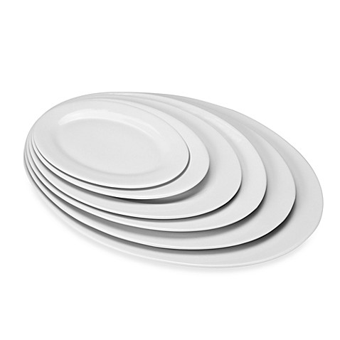 BIA Cordon Bleu Bistro Oval Platter Collection