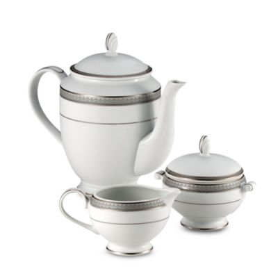 Mikasa® Platinum Crown Covered Sugar Bowl