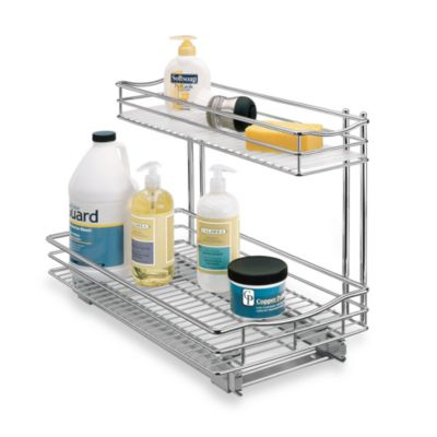 Roll-Out Under-Sink Drawer in 11-Inch x 18-Inch Deep
