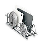 Roll-Out Under-Cabinet Lid Holder in 7-Inch