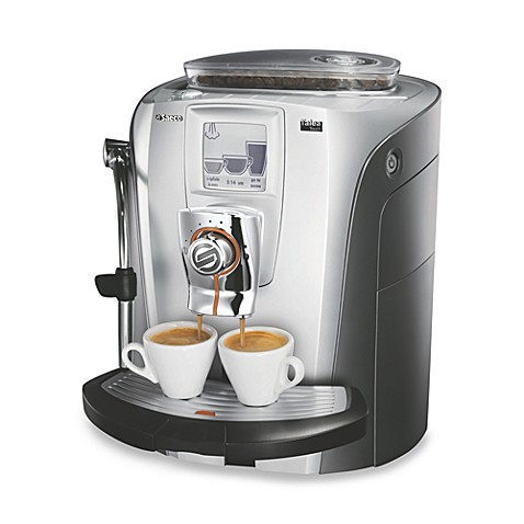 Saeco Talea Touch Model # S-TT-ST Super-Automatic Espresso Machine