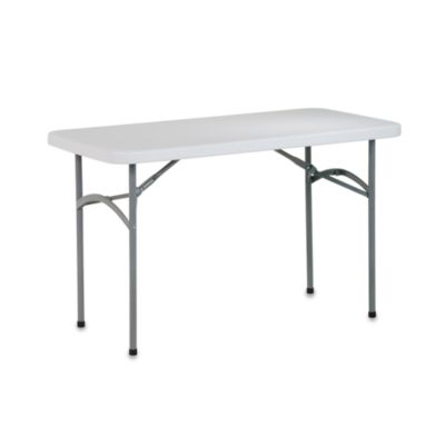 Resin Folding Multi-Purpose 4-Foot Table