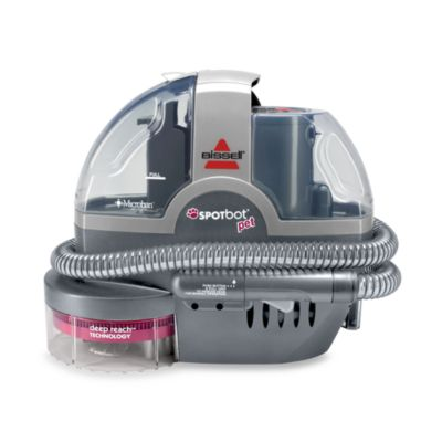 Spotted Pet Vacuum